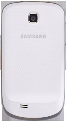 Samsung S5570 Galaxy Mini - Primeros pasos - Quitar y colocar la batería - Paso 2