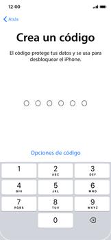 Apple iPhone X - Primeros pasos - Activar el equipo - Paso 12