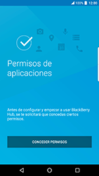 BlackBerry DTEK 50 - E-mail - Configurar Yahoo! - Paso 5