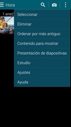 Samsung G900F Galaxy S5 - Connection - Transferir archivos a través de Bluetooth - Paso 5