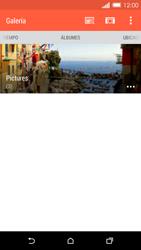 HTC One M8 - Connection - Transferir archivos a través de Bluetooth - Paso 4