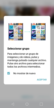 LG Q6 - Connection - Transferir archivos a través de Bluetooth - Paso 6