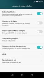 Huawei P8 Lite - MMS - Configurar el equipo para mensajes multimedia - Paso 5