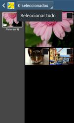 Samsung S7580 Galaxy Trend Plus - Connection - Transferir archivos a través de Bluetooth - Paso 8