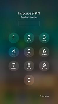 Apple iPhone 8 Plus - Internet - Configurar Internet - Paso 16