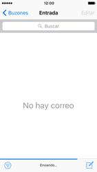 Apple iPhone SE - iOS 10 - E-mail - Escribir y enviar un correo electrónico - Paso 15