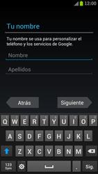 Samsung I9300 Galaxy S III - Primeros pasos - Activar el equipo - Paso 10