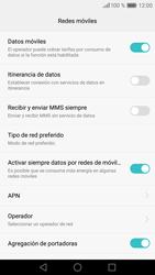 Huawei P9 - MMS - Configurar el equipo para mensajes multimedia - Paso 6