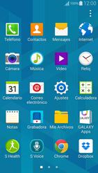Samsung G850F Galaxy Alpha - Red - Uso de la camára - Paso 3