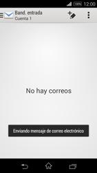 Sony D2203 Xperia E3 - E-mail - Escribir y enviar un correo electrónico - Paso 15