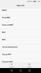 Huawei Y6 (2017) - MMS - Configurar el equipo para mensajes multimedia - Paso 10