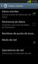 Samsung I8260 Galaxy Core - Internet - Configurar Internet - Paso 7