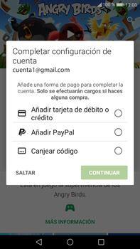 Huawei Mate 9 - Aplicaciones - Descargar aplicaciones - Paso 18