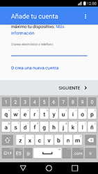 LG K10 (2017) - E-mail - Configurar Gmail - Paso 9
