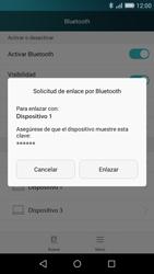 Huawei P8 Lite - Connection - Conectar dispositivos a través de Bluetooth - Paso 6