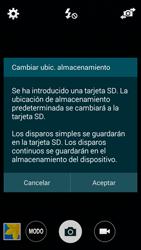 Samsung A500FU Galaxy A5 - Red - Uso de la camára - Paso 4
