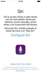 Apple iPhone SE - Primeros pasos - Activar el equipo - Paso 22