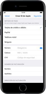 Apple iPhone SE - iOS 11 - Aplicaciones - Tienda de aplicaciones - Paso 14