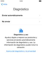 Apple iPhone 6 Plus iOS 8 - Primeros pasos - Activar el equipo - Paso 22