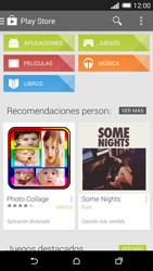 HTC One M8 - Aplicaciones - Descargar aplicaciones - Paso 4