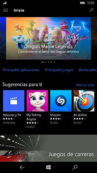 Microsoft Lumia 950 XL - Aplicaciones - Tienda de aplicaciones - Paso 4