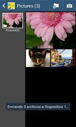 Samsung S7580 Galaxy Trend Plus - Connection - Transferir archivos a través de Bluetooth - Paso 14