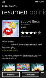 Nokia Lumia 635 - Aplicaciones - Tienda de aplicaciones - Paso 8