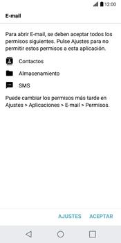 LG G6 - E-mail - Configurar Outlook.com - Paso 12