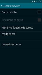 Samsung G900F Galaxy S5 - Internet - Activar o desactivar la conexión de datos - Paso 8