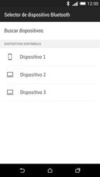 HTC One M8 - Connection - Transferir archivos a través de Bluetooth - Paso 12