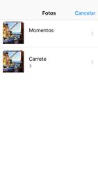 Apple iPhone SE - MMS - Escribir y enviar un mensaje multimedia - Paso 10