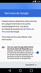 LG K10 (2017) - E-mail - Configurar Gmail - Paso 13
