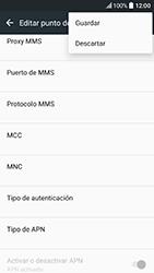 HTC 10 - Internet - Configurar Internet - Paso 14
