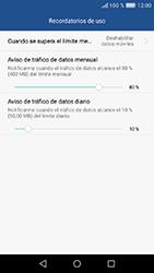 Huawei Y6 (2017) - Internet - Ver uso de datos - Paso 11