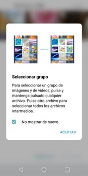 LG G6 - Connection - Transferir archivos a través de Bluetooth - Paso 6