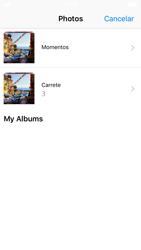 Apple iPhone SE - iOS 11 - MMS - Escribir y enviar un mensaje multimedia - Paso 11