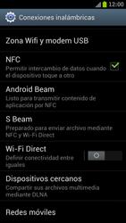 Samsung I9300 Galaxy S III - Internet - Activar o desactivar la conexión de datos - Paso 5
