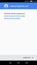 Huawei Y6 (2017) - E-mail - Configurar Gmail - Paso 12