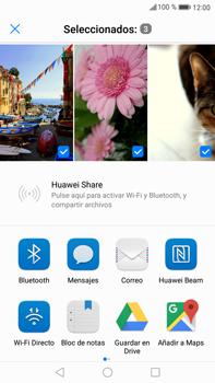Huawei Mate 9 - Connection - Transferir archivos a través de Bluetooth - Paso 8