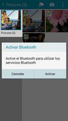 Samsung A500FU Galaxy A5 - Connection - Transferir archivos a través de Bluetooth - Paso 13