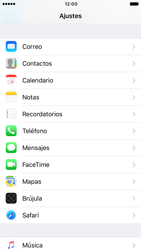 Apple iPhone 6 iOS 10 - E-mail - Configurar Gmail - Paso 3