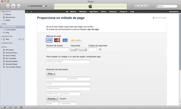 Apple iPad 2 - Aplicaciones - Tienda de aplicaciones - Paso 10
