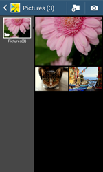 Samsung S7580 Galaxy Trend Plus - Connection - Transferir archivos a través de Bluetooth - Paso 5