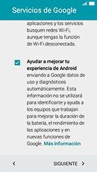 Huawei Y5 - Primeros pasos - Activar el equipo - Paso 9