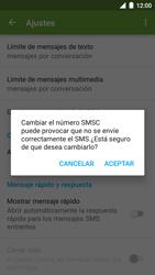 BQ Aquaris U - MMS - Configurar el equipo para mensajes de texto - Paso 8