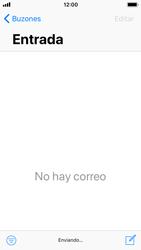 Apple iPhone 5s - iOS 11 - E-mail - Escribir y enviar un correo electrónico - Paso 15