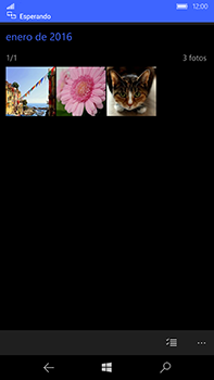 Microsoft Lumia 950 XL - Connection - Transferir archivos a través de Bluetooth - Paso 11