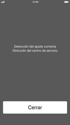 Apple iPhone 8 - MMS - Configurar el equipo para mensajes de texto - Paso 4