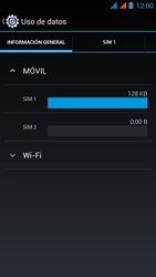 Wiko Stairway - Internet - Ver uso de datos - Paso 5