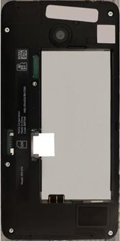 Nokia Lumia 635 - Primeros pasos - Quitar y colocar la batería - Paso 4